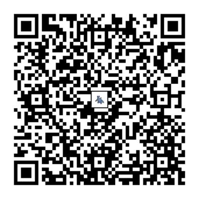 ヘラクロスのQRコードの画像