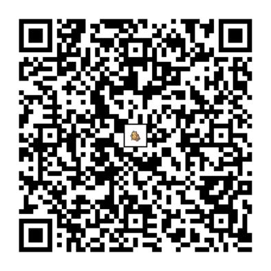 リングマのQRコード画像