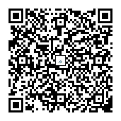 テッポウオのQRコード画像