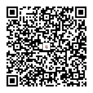 デリバードのQRコードの画像