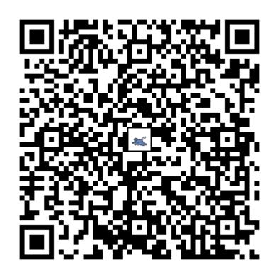マンタインのQRコードの画像
