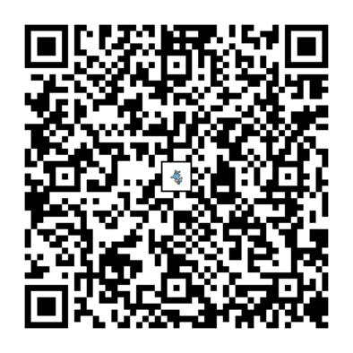 キングドラのQRコードの画像