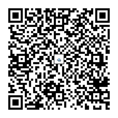 ゴマゾウのQRコードの画像