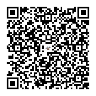 カポエラーのQRコード画像