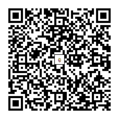 ムチュールのQRコードの画像