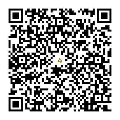 エレキッドのQRコードの画像