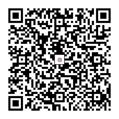 ハピナスのQRコードの画像