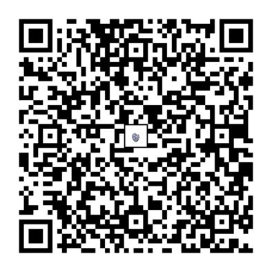 サナギラスのQRコードの画像