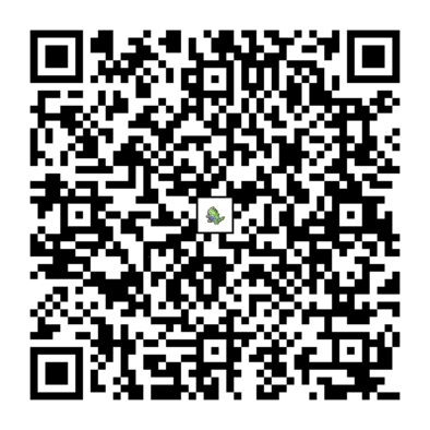 バンギラスのQRコードの画像