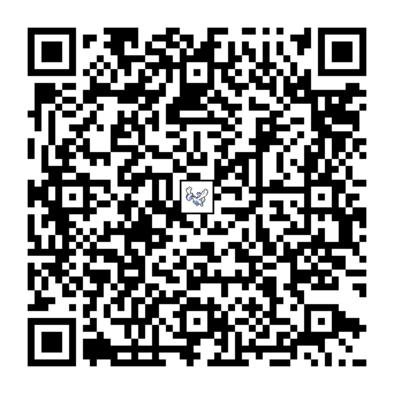 ルギアのQRコード画像
