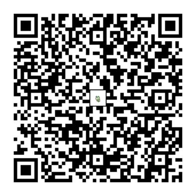 セレビィのQRコードの画像