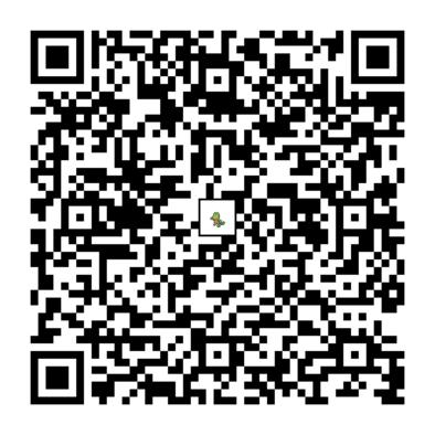 キモリのQRコード画像