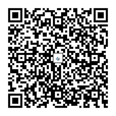 ミズゴロウのQRコード画像