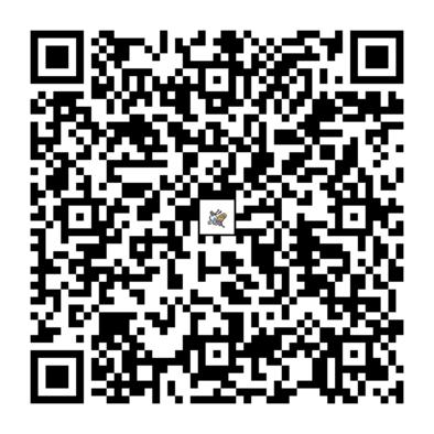 アゲハントのQRコード画像
