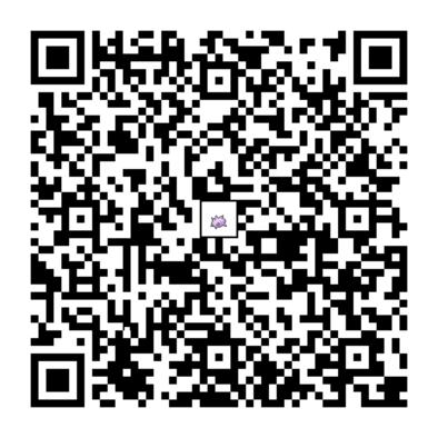 マユルドのQRコード画像