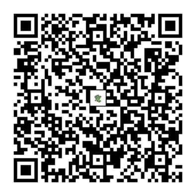 ハスブレロのQRコード画像