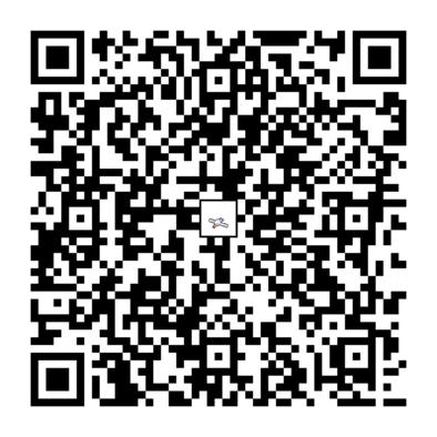 キャモメのQRコード画像