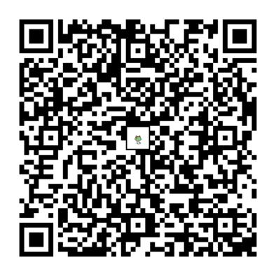 ラルトスのQRコード画像