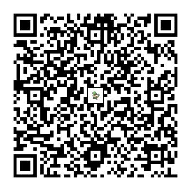 キノガッサのQRコード画像