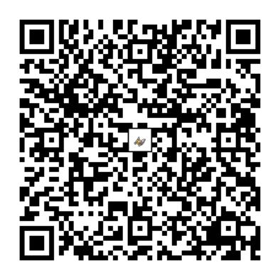 テッカニンのQRコード画像