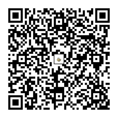 ヌケニンのQRコード画像