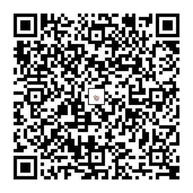ゴニョニョのQRコード画像