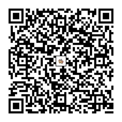 ハリテヤマのQRコード画像