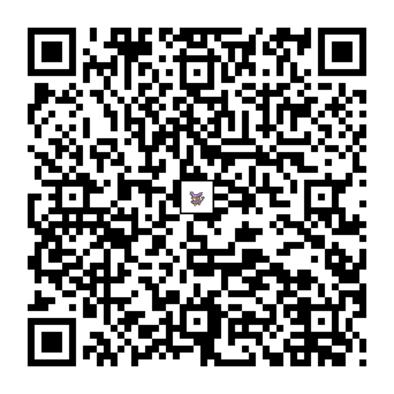 エネコロロのQRコード画像