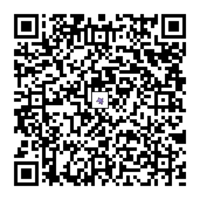 ヤミラミのQRコード画像