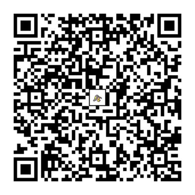 クチートのQRコード画像