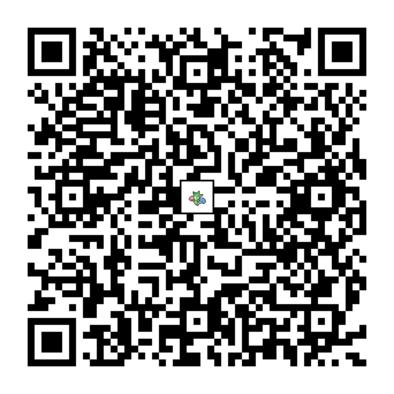 ロゼリアのQRコード画像