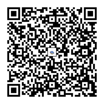 ホエルコのQRコード画像