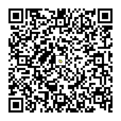ドンメルのQRコード画像