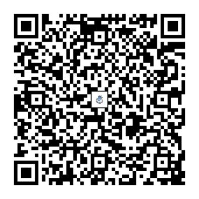 チルタリスのQRコード画像
