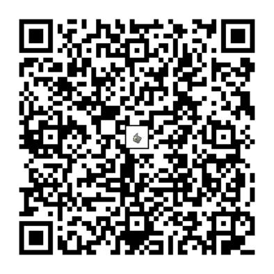ヨマワルのQRコード画像