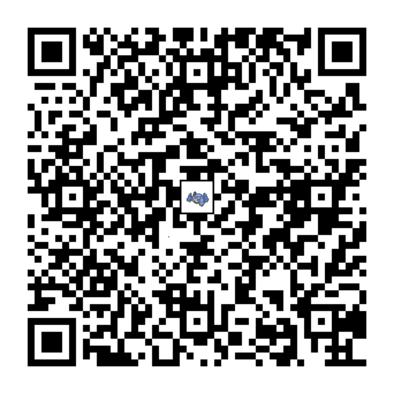 メタグロスのQRコード画像