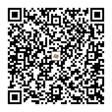 レジロックのQRコード画像