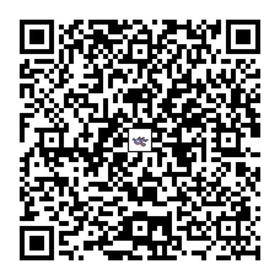 カイオーガのQRコード画像