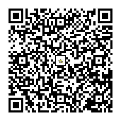 ジラーチのQRコード画像
