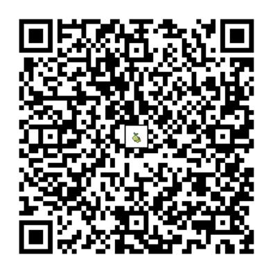 ナエトルのQRコード画像