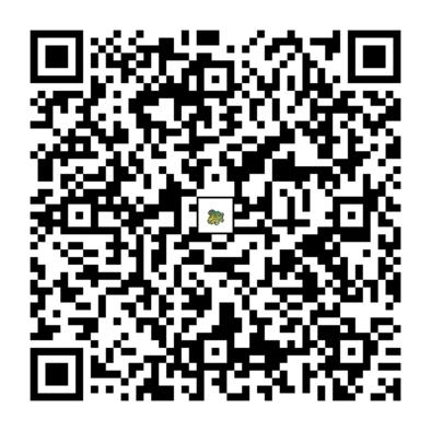 ハヤシガメのQRコード画像