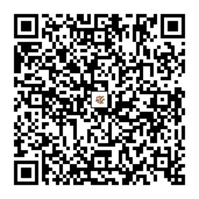 ゴウカザルのQRコード画像