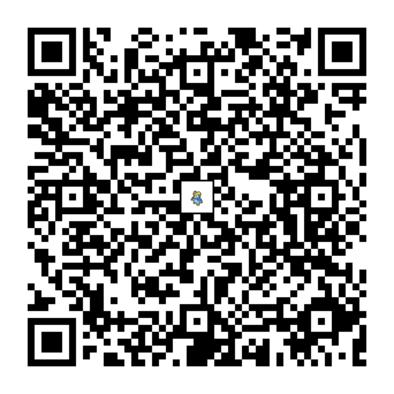 ポッタイシのQRコード画像