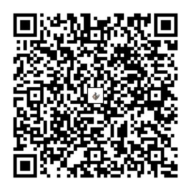 ムクバードのQRコード画像