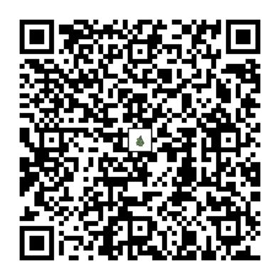 ミノムッチのQRコード画像