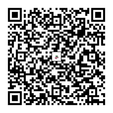 チェリンボのQRコード画像