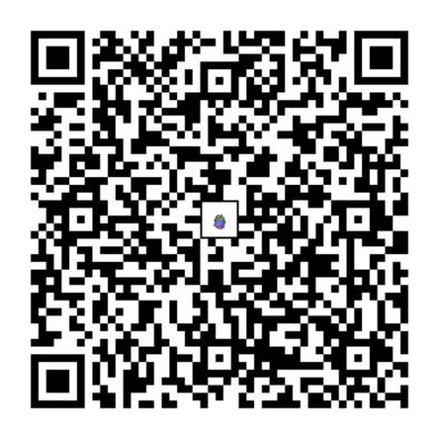 チェリムのQRコード画像