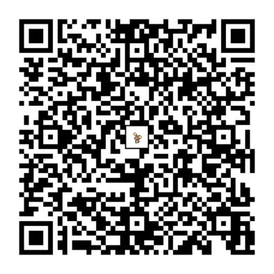 ミミロルのQRコード画像