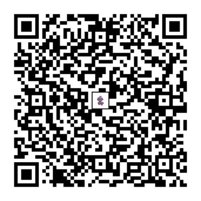 ムウマージのQRコード画像