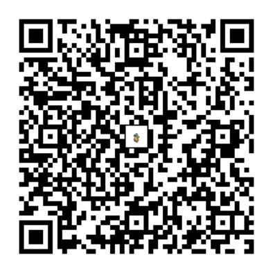 ウソハチのQRコード画像